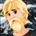 Kristoff Icy Beard Makeover