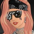 Lady Gaga Creator Games : Apply make-up to completely recreate Lady Gaga's face! She c ...