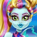Monster High Ocean Celebration Games : Get Lagoona Blue ready for a fantastic underwater celebratio ...