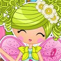 Pix E. Flutters Dress Up