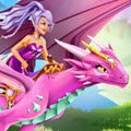 Lego Elves Dragon Care Games : Aira the wind Elf likes to fly with her fun-loving dragon, G ...