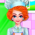 Lemon Cupcake Games : Step into this full of color kitchen to start cook ...