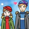 Winter Lovebirds Games : Lisa and her boyfriend Ryan are committed to have  ...