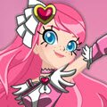 LoliRock X Pretty Cure Games : In this game, You can combine LoliRock and Pretty  ...