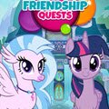 MLP Friendship Quests Games : Help the ponies to build the School of Friendship to teach e ...