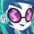 Equestria Girls DJ Pon-3 Games