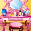Lovely Dressing Table Games : Use your skills as a decorator to beautify this dressing table turning it into t ...