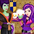 Mother's Day With Maleficent Games : It is moms day and teen Mal would like to surprise her mommy ...