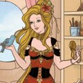 Novel Rapunzel Maker Games : Create a poetic look for Rapunzel, the fairy tale  ...