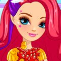 Meeshell's Mermaid Dresses Games : Meeshell is preparing for her birthday party under the sea.  ...