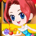 Cute Fruit Vendor Games : If you were a quirky fruit saleswoman, what would you wear? ...