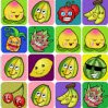 Cheerful Fruit Link Games : There are many cards of different fruits, if two of them are ...