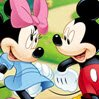 Mickey and Minnie Adventure Games : Mickey and Minnie came to their coveted forest, saw the flash of countless stars ...