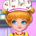 Little Chef Games : Amy is a little girl that has always dreamed of be ...