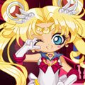 Sailor Chibi Moon Chibiusa Games