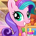 Little Pony and Dream House Games