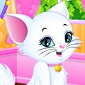 Kitty SPA Makeover Games : If you share sweet little Lina's love for kitties, ...