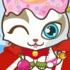 Dress Up Nini Games : Nini is the cutest kitty you ever met and she wants to be yo ...