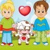 Happy Hearts Memory Games : Find matching pairs of cards by clicking onthem. You start the game with 1000 po ...