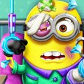 Minion Hospital Recovery Games : The Evil Boss once again stopped the minions from getting to ...