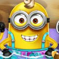 Minions Pool Party Games : Kevin, Stuart and Bob have taken a day off crazy adventures and decided to have  ...