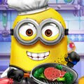 Minions Real Cooking Games : This minion chef is hungry and he will only be satisfied by  ...