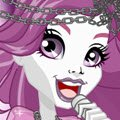 Monster High Ari Hauntington Games : Are you ready to meet newest Pop Star at Monster High? Ari H ...