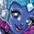 Monster High Astranova Games : Astranova is an alien creature. She is part of a comet famou ...