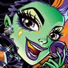 Monster High Casta Fierce Games : Casta Fierce is the daughter of Circe, the goddess of magic, ...
