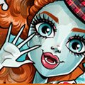 Monster High Lorna McNessie Games : Lorna McNessie is an exchange student, visiting Mo ...