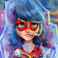 Ladybug Flu Doctor Games : When Ladybug was fighting Stormy Weather she was frozen by t ...
