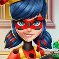 Ladybug Real Cooking Games : Prove that you have what it takes to become a popular French ...