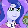 MLPEG Vice-Principal Luna Games : Step through the mirror between the worlds of My Little Pony ...