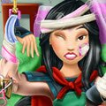 Mulan Hospital Recovery Games : Mulan has been injured during a fight and she needs to find  ...