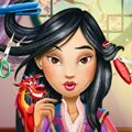 Mulan Real Haircuts Games : Mulan's wish is to be seen and loved for who she is inside,  ...