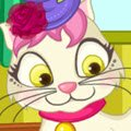 Kitty to Be Games : Who is a pretty kitty? Cats love grooming but need you to ge ...