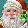 Santa Hospital Recovery Games : Santa Claus was riding the sledge when he crashed ...
