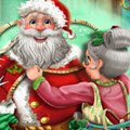 Santa Christmas Tailor Games : Christmas is near and Mrs. Claus needs to get her studio rea ...