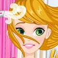 Late to School Hairstyles Games : Oh no, no, no! It is the first day of school and Jenny... we ...