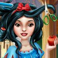 Snow White Real Haircuts Games : Snow White is known to be the Fairest of Them All, but now s ...