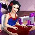 Snow White Modern Design Rivals Games : Once upon a time there was a fair princess whose dream was t ...