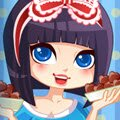 Snow White Valentine Games : Join Gwen, Grace, and Gabriella for a chocolatey V ...