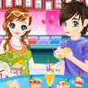 Ice Cream Store Dating Games : Amy enjoying Ice Cream in a store and you have to  ...