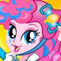 Pinkie Pie Roller Skates Style Games : The WONDERCOLTS team is more than ready to represe ...