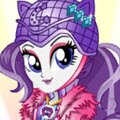 Rarity Roller Skates Style Games : Rarity believes that practice makes fabulous even when she rollerskates! The WON ...