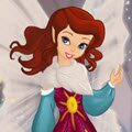 Pixie Scene Maker Games : Fly to Neverland and explore the land of magical fairies. Cr ...