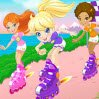 Balloon Burst Races Spiele : Ballon zersprang Races mit Polly Pocket und der Bande! Dress ...