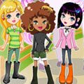 My Pony Park Games : Design a park paradise for prancing ponies! Place ponies, bu ...