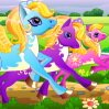 Pony Race Games : Hop those hurdles and giddy up across the finish line! ...