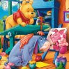 Pooh Mix-Up Games : Arrange the pieces correctly to figure out the ima ...